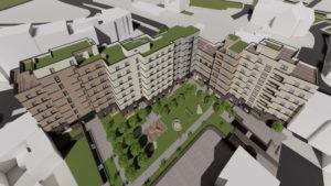 """Modernisierungsoffensive: """"Besser Wohnen- Zu Hause im Quartier"""" 3"""