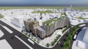 """Modernisierungsoffensive: """"Besser Wohnen- Zu Hause im Quartier"""" 4"""