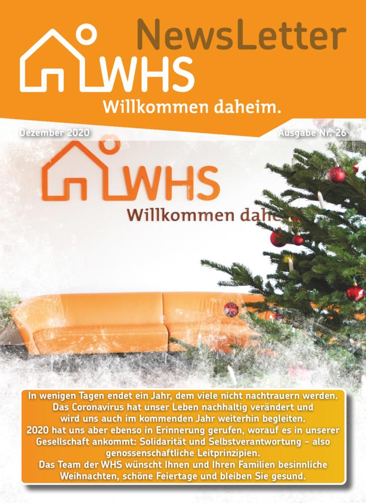 WHS-Newsletter 11