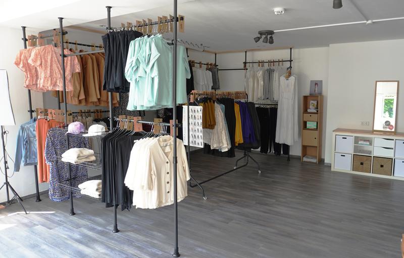 Fairnica bezieht Showroom